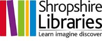 Shropshire Libraries logo