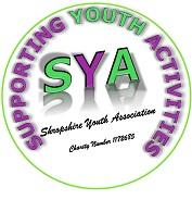 Shropshire Youth Association logo