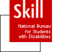 Image of SKILL - National Bureau for students with disabilities