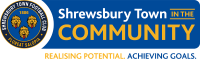 Shrewsbury Town in the Community logo