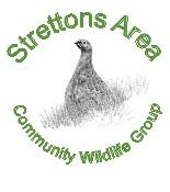 Strettons Area Community Wildlife Group logo