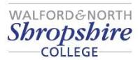 Image of Walford and North Shropshire College