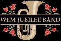 Wem Jubilee Band logo