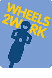 Wheels to Work logo