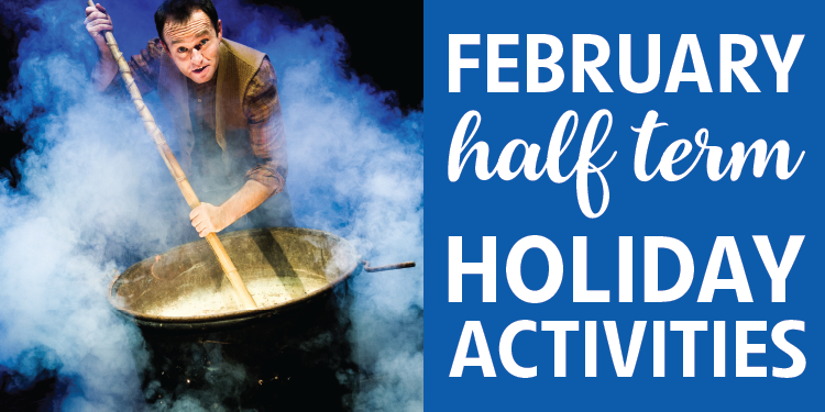 Image for Feb half term holiday activities