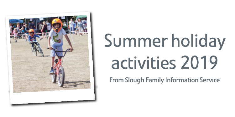 Summer holiday activities 2019