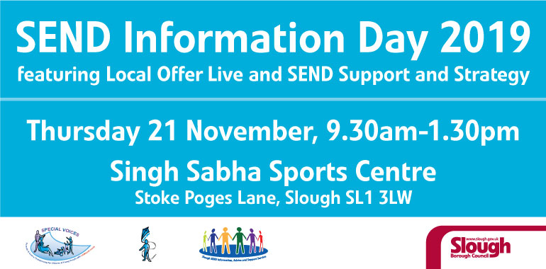 SEND Information Day 2019