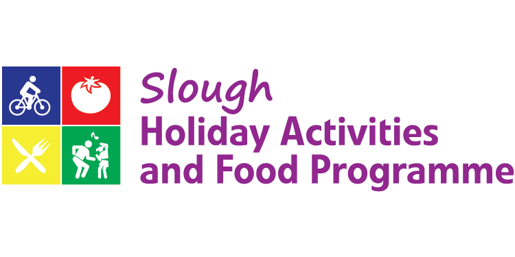 Slough Holiday Activities and Food Programme logo