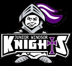 Windsor Knights Juniors Logo