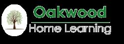 Oakwood home learning logo