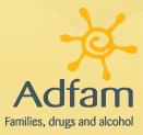 ADFAM Logo
