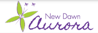 Aurora new dawn logo