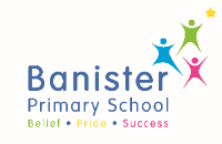 Banister Primary School logo