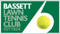 Bassett Lawn Tennis Club logo