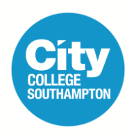 City College Southampton logo