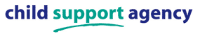 Child Support Agency logo