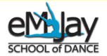 Emjay School of Dance logo