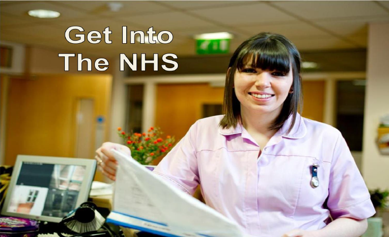 Get into The NHS