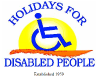 Holidays for disabled logo