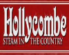 Hollycombe - Steam in the Country logo