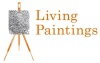 Living Paintings logo