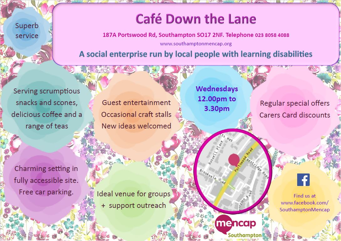 Cafe Down the Lane