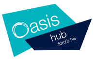 Oasis Hub Lord's Hill logo
