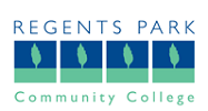 Regents Park Community College logo