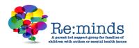 Re:minds logo