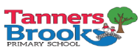 Tanners Brook Primary School logo