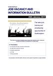 Job bulletin cover