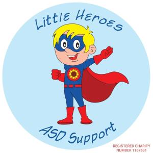 Little hereos ASD Support Group Logo