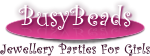 Busy Beads Logo