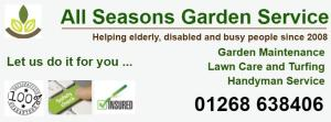 All Seasons Garden Service logo