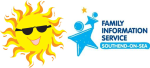 FIS logo and sun