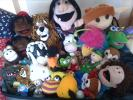 Some of our puppets