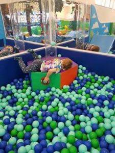 Fun soft play