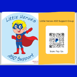 Please support Little Heroes ASD Support Group to continue supporting local families....