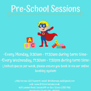 Pre-School Session