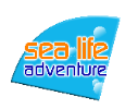 Sea Life Adventure Logo