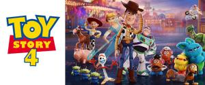 Toy Story 4 - Baby Friendly Cinema