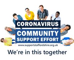 Coronavirus Community Support Effort logo