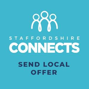 Staffordshire Connects SEND Logo Offer logo