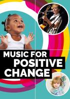 Music for Positive Change