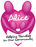 Alice Charity logo