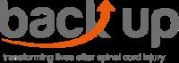 back up logo