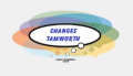 Changes Tamworth logo