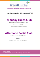 Monday Lunch Club