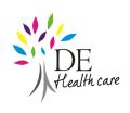 DE Healthcare logo
