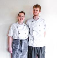 Alex and Jess- Replica Dining Husband and Wife Team